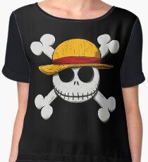 Jack Luffy Women's Chiffon Top