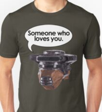 Leia Loves You T-Shirt