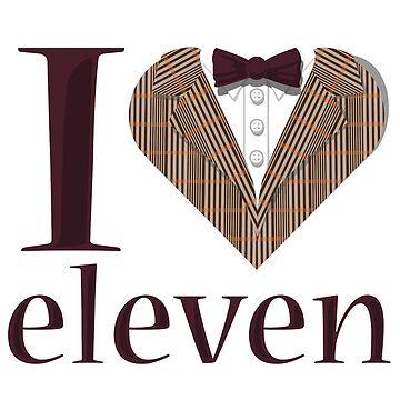 I Heart Eleven by sogj05