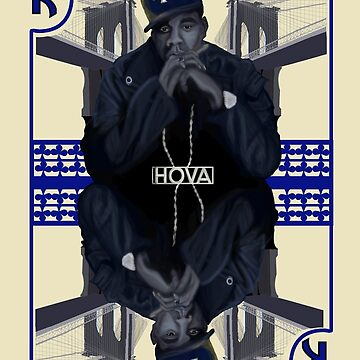 Hip Hop King -- Jay Z by rubynibur