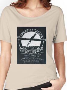 Paradise Beach 1 Women's Relaxed Fit T-Shirt