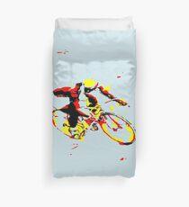 Tour de France Duvet Cover