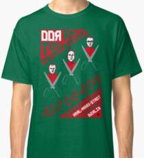 Autobahn 1982 East German Tour T-Shirt Classic T-Shirt
