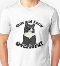 Cute Fuzzy Overlord Unisex T-Shirt