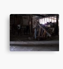 Hopper And Scale Canvas Print