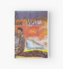 Hidden in Plain View Sometimes Life Escapes Us Hardcover Journal