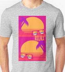 Relax at Sunset Unisex T-Shirt