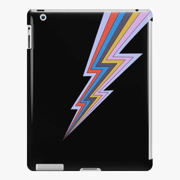 Rainbow Lightning Bolt  iPad Snap Case