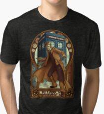 steampunk Tri-blend T-Shirt