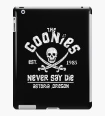 goonies iPad Case/Skin