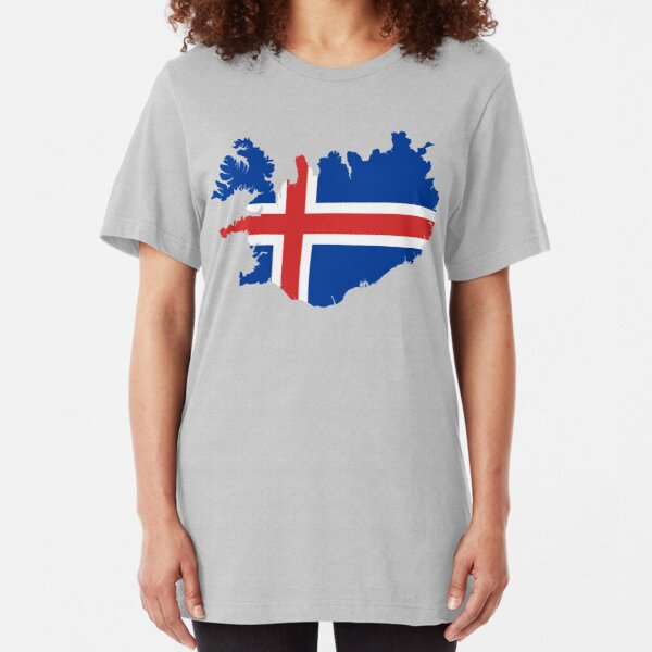World Cup Distressed Flag Norge Dark Heather Adult T-Shirt