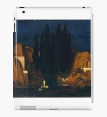 Island of the Dead , Arnold Böcklin iPad Case/Skin