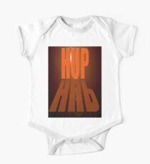 Hup Holland Hup One Piece - Short Sleeve