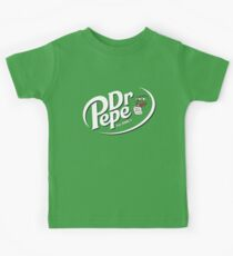 Dr Pepe Kids Tee