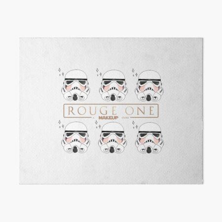 Rouge One Art Board Print