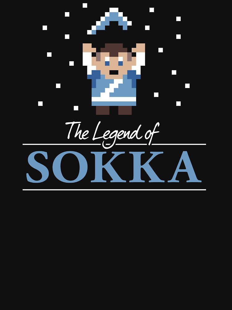 The Legend of Sokka | Unisex T-Shirt