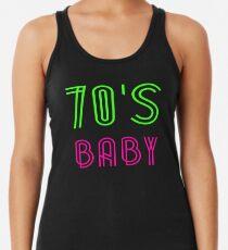 70er BABY Tanktop für Frauen