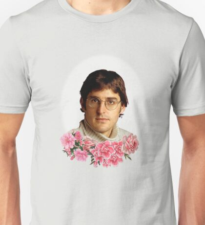 flowery louis theroux Unisex T-Shirt