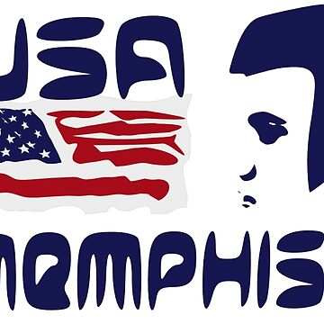 Memphis Tennessee by Grobie