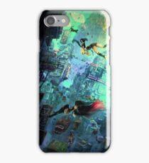 Gravity Rush 2 iPhone Case/Skin