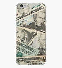Dollar Money Bills Banknotes iPhone Case