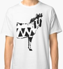 Fancy Zebra Classic T-Shirt