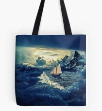 World's End Tote Bag