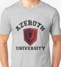 Azeroth University Unisex T-Shirt