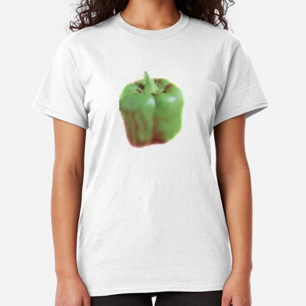 Green Is My Pepper Classic T-Shirt