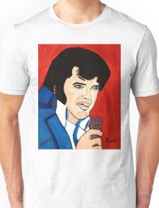 Elvis - John Wayne Gacy Unisex T-Shirt