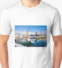 Carrickfergus Harbour Unisex T-Shirt