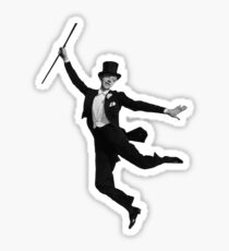 Astaire Sticker