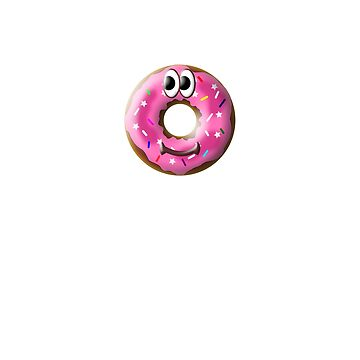 I Donut Care -Funny Donut | Doughnut Lover Gifts  by dncreations