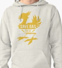 Save Gas Ride a Chocobo Pullover Hoodie
