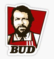 BUD KFC Sticker