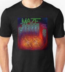 Maze feat Frankie Beverly Tour 2017 LUKILUKE LL satu Unisex T-Shirt