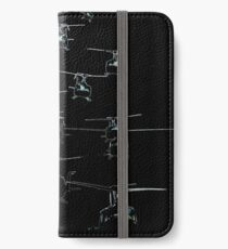 Huey Helicopters iPhone Wallet/Case/Skin