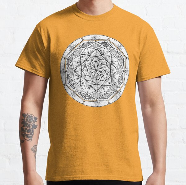 Mandala #5 Classic T-Shirt