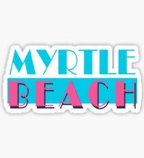 Myrtle Beach Vice South Carolina Sticker