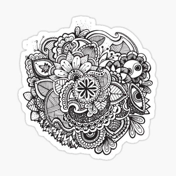 Zen #2 Sticker