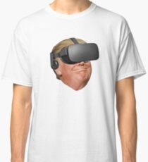 Virtual Reality Trump Classic T-Shirt