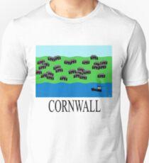 Cornwall fishing village T-Shirt