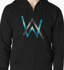 AW Space Zipped Hoodie