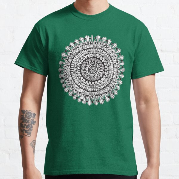Mandala #6 Classic T-Shirt