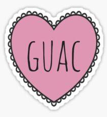 guac Sticker