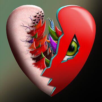 Fall in love by odiolaespera