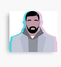 Lienzo Drake minimalista