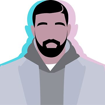 Minimalist Drake by EasternGraphics