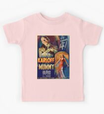 Vintage poster - The Mummy Kids Clothes