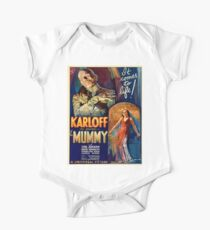 Vintage poster - The Mummy One Piece - Short Sleeve